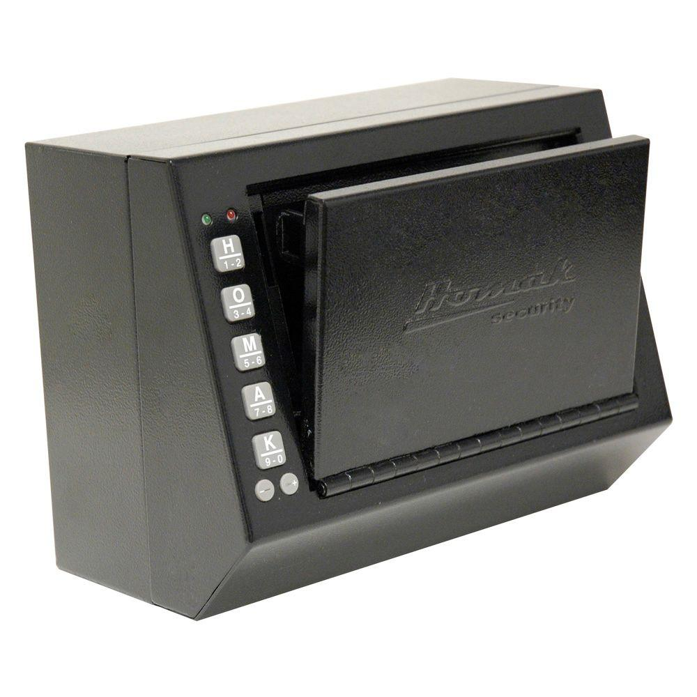 Homak Security 0.26 cu. ft. Electronic Medium Handgun Box
