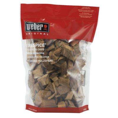 Firespice Pecan Wood Chips