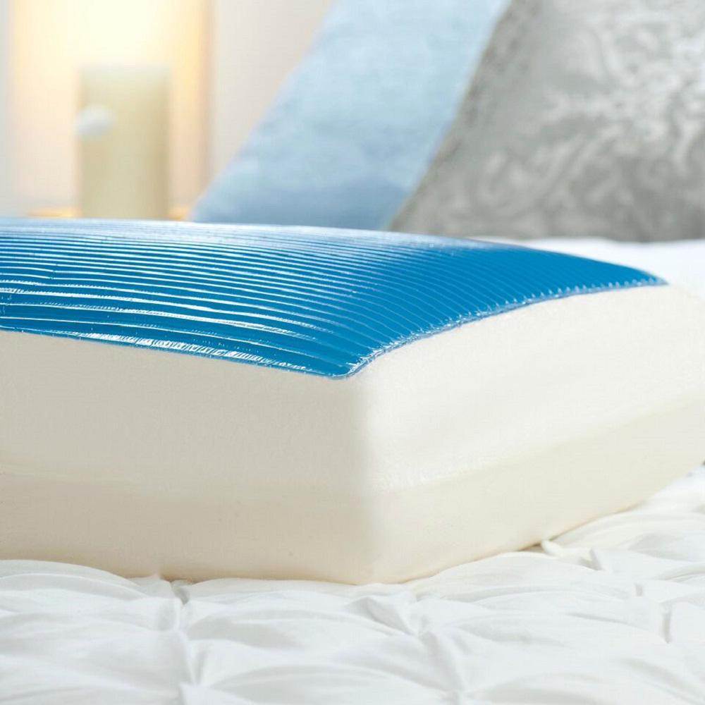 Comfort Revolution Hydraluxe Gel Standard Bed Pillow
