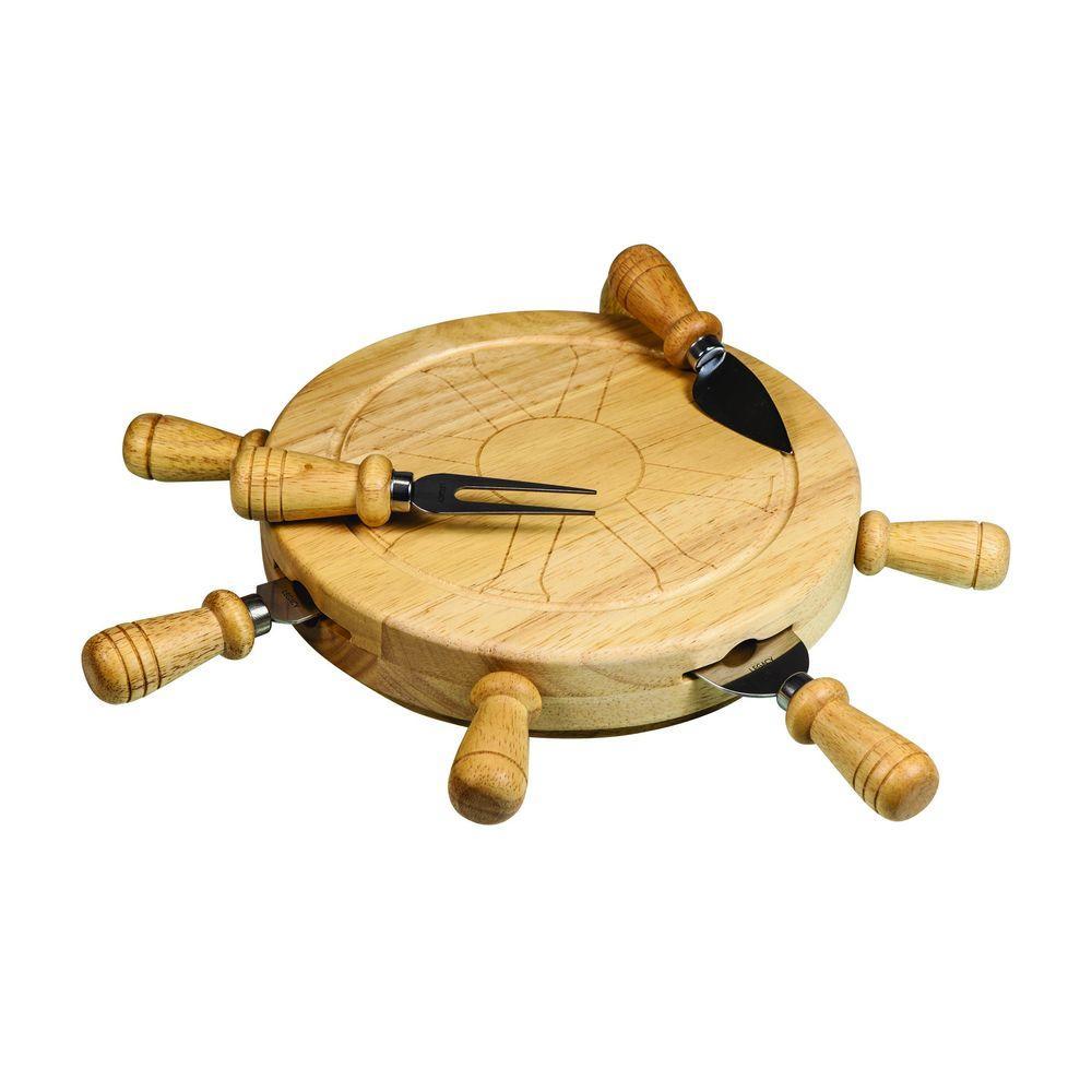 Mariner Cheese Board and Tools Set