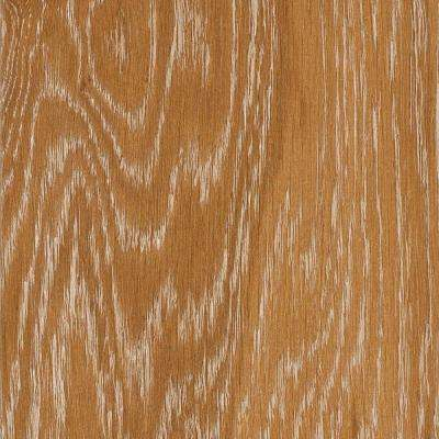 Take Home Sample - Wire Brushed Wilderness Oak 1/2 in. Thick Engineered Hardwood Flooring - 5 in. x 7 in.