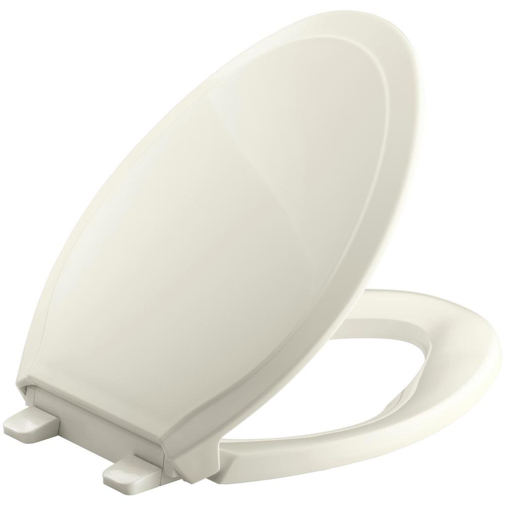 Kohler Rutledge Quiet Close Elongated Toilet Seat With Q3