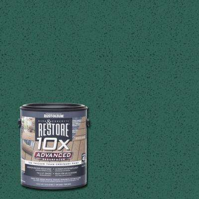 1 gal. 10X Advanced Forest Deck and Concrete Resurfacer