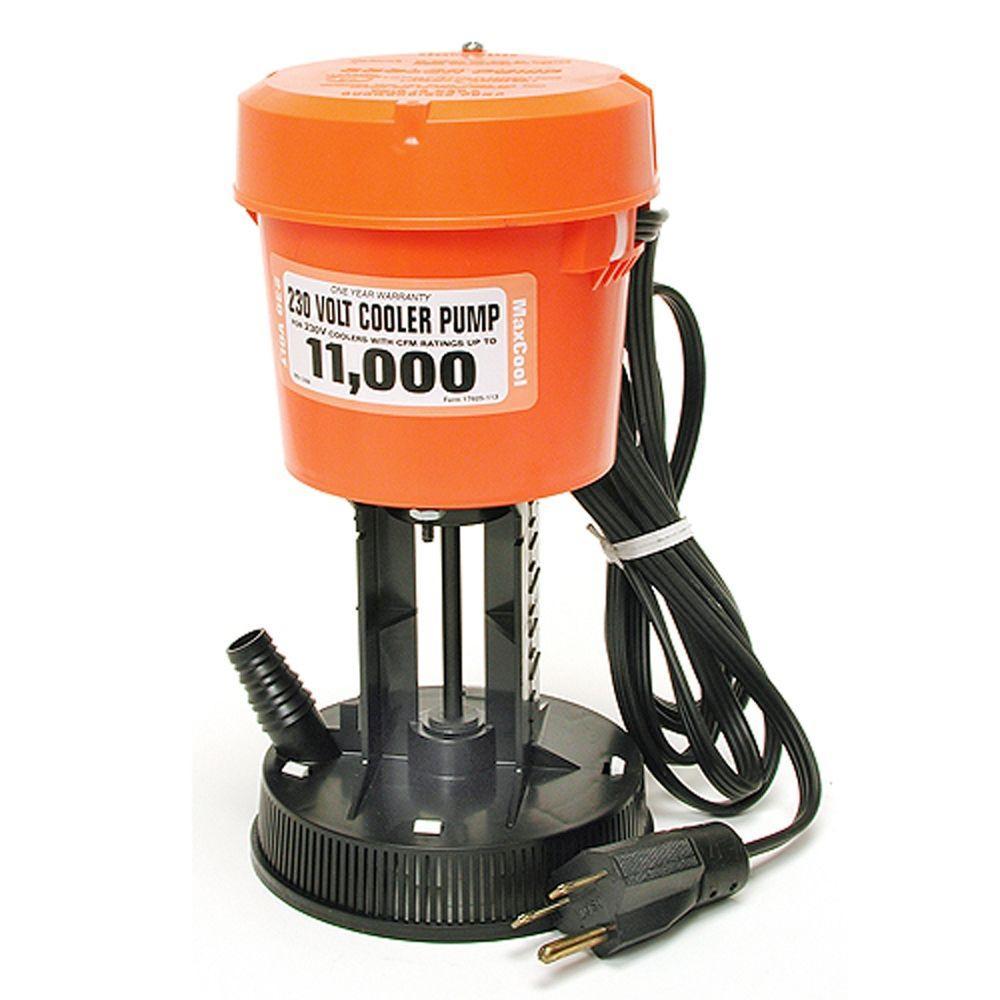 MC11000-2 MaxCool Evaporative Cooler Pump