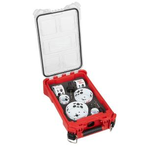 Deals on Milwaukee Hole Dozer Bi-Metal Hole Saw Set 10Pcs