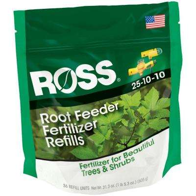 1.5 lb. Root Feeder Fertilizer Refills for Trees (36-Pack)