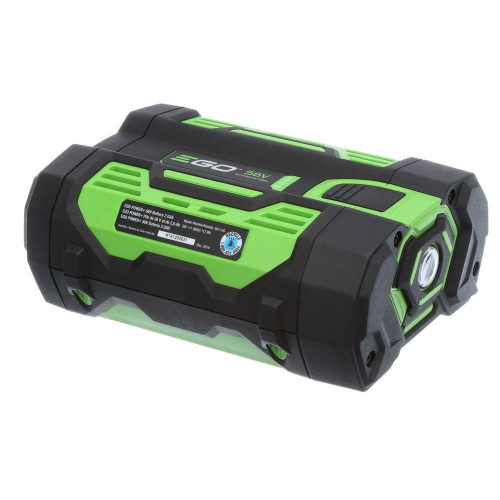 EGO 56-Volt 2.0 Ah Battery by EGO