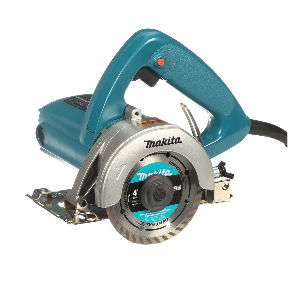 Makita 12 Amp 4 3 8 In Masonry Saw