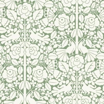 Fairy Tales Paper Strippable Wallpaper (Covers 56 sq. ft.)