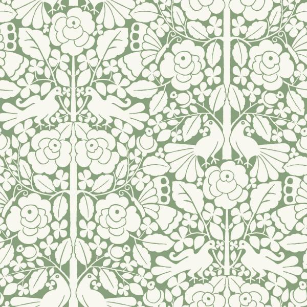 56 sq. ft. Fairy Tales Wallpaper