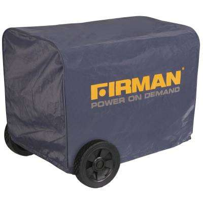 All weather Open Frame or Hybrid Dual Fuel Portable Generator Cover