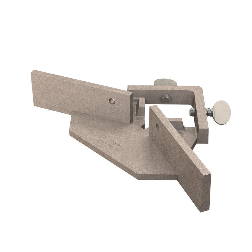 Bon Tool 45° Outside Base Masonry Guide Fitting Tool