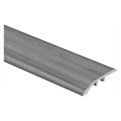 Commonwealth Oak 1/3 in. Thick x 1-13/16 in. Wide x 72 in. Length Vinyl Multi-Purpose Reducer Molding