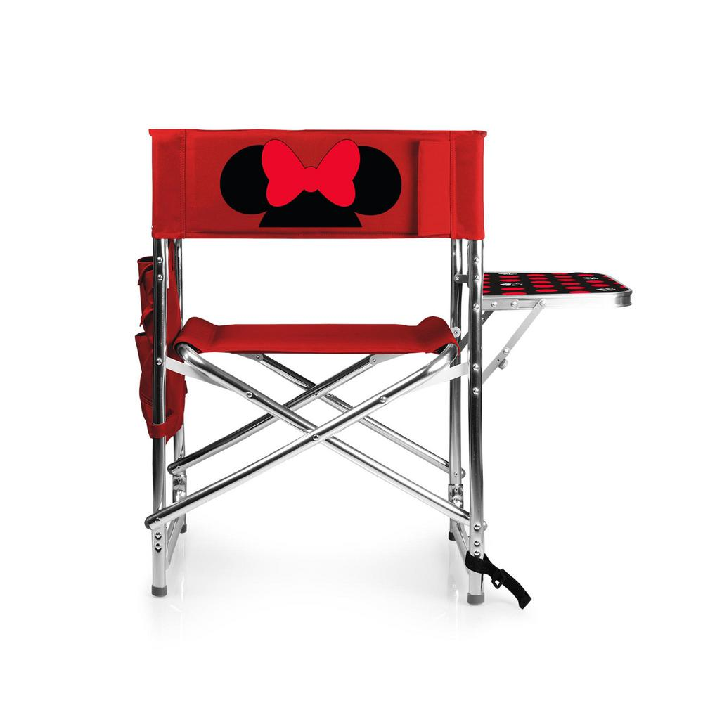 ONIVA Minnie Mouse Red Sports Chair
