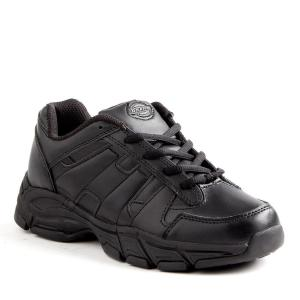 0702721754 Skechers Eldred Women Size 9.5 Black Leather Work Shoe-76551 - The ...