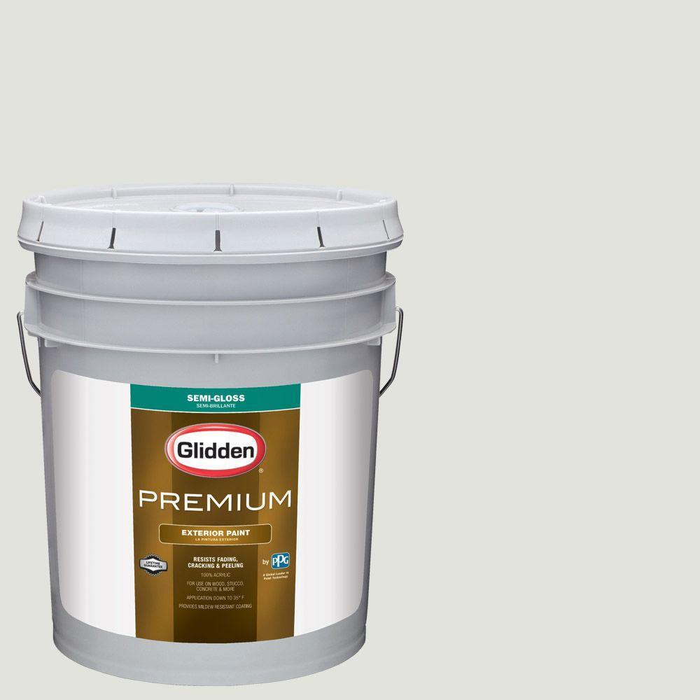 Hdgcn48 Stone White Semi Gloss Latex Exterior Paint