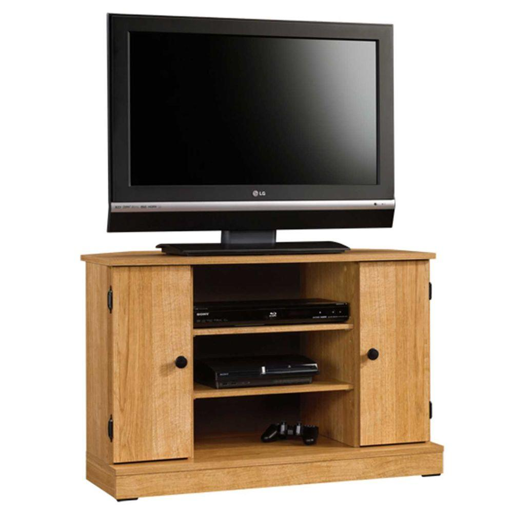 Sauder Entertainment Center - Home Design Ideas