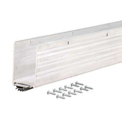 1-3/4 in. x 36 in. Mill/Vinyl Weatherstrip Door Bottom