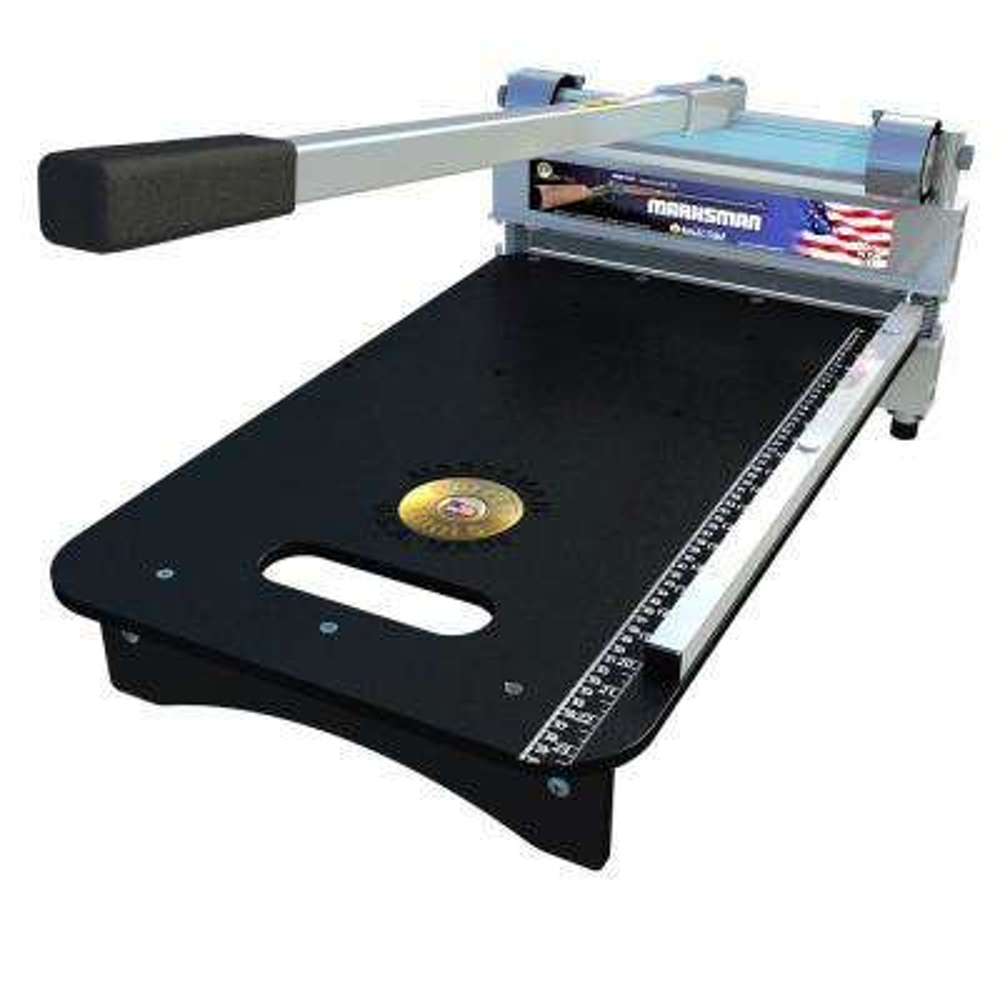 13 in. EZ Shear Marksman Laminate Flooring Cutter for Laminate, Vinyl, Rubber
