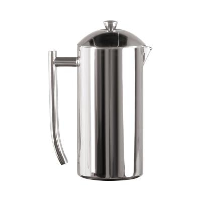 8-Cup Mirror Finish Stainless Steel French Press