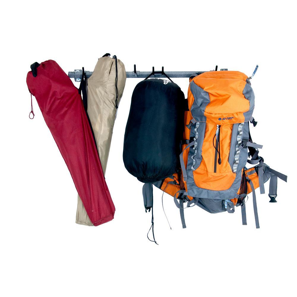 6-Camping Gear Rack