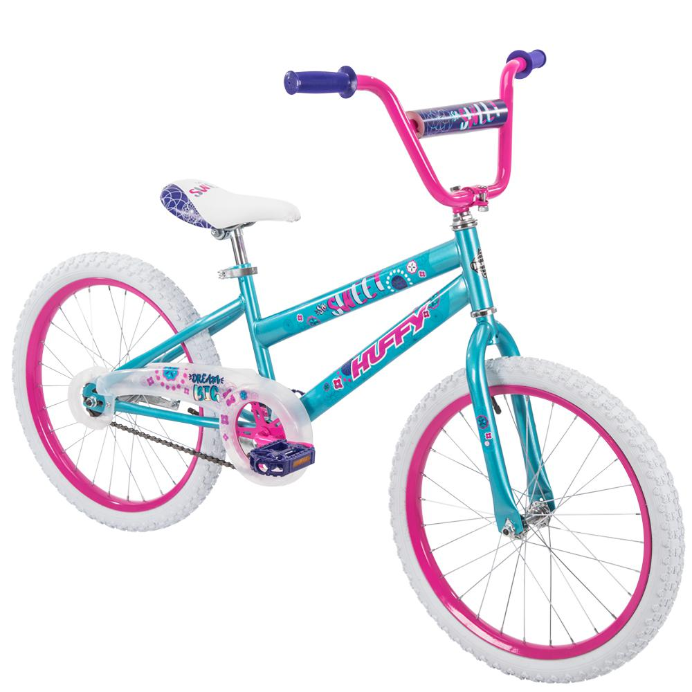 101b3109e15 Huffy So Sweet 20 in. Girl's Bike-23319 - The Home Depot