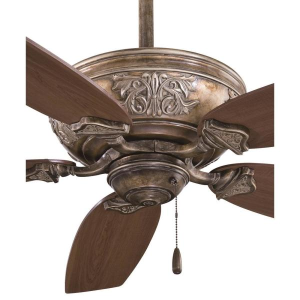 Minka Aire Classica 54 In Indoor French Beige Ceiling Fan F659 Fb The Home Depot
