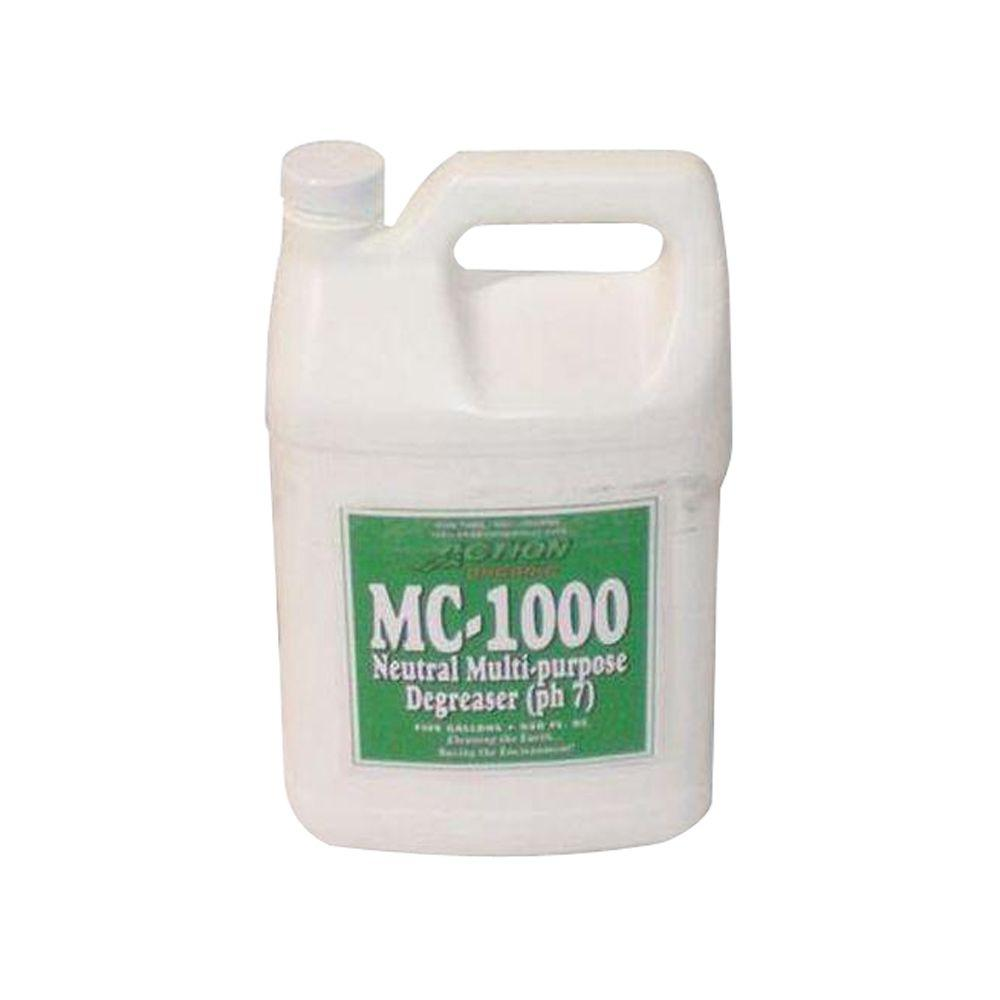 MC-1000-8 1 Gal. Jug Organic Neutral Cleaner Degreaser (at 50% Concentrate)