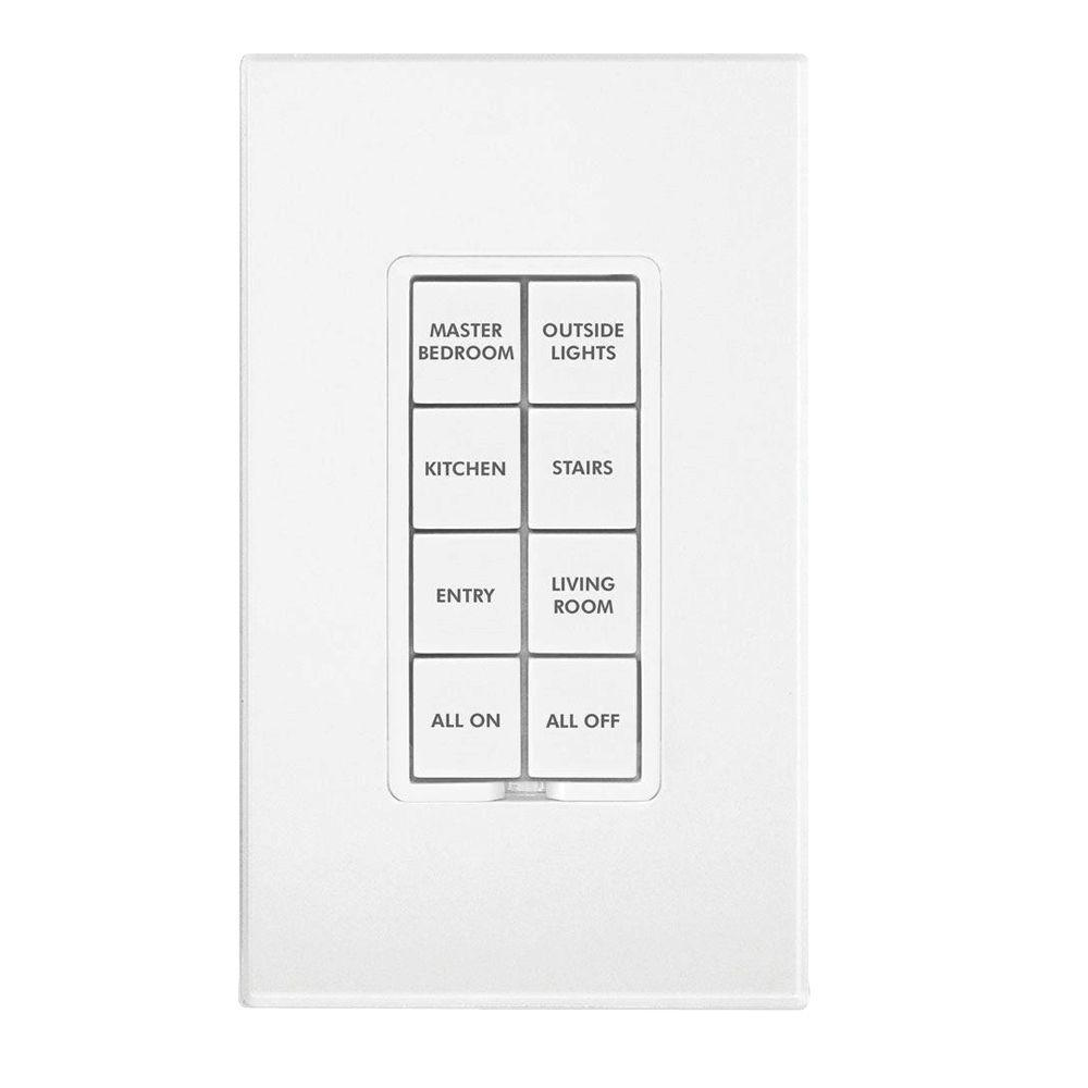 Insteon Button Change Kit For Insteon Keypads 50 Button