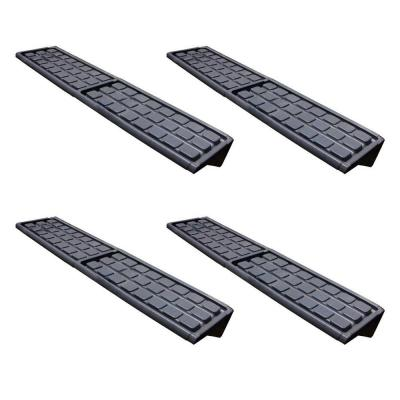 Professional Greenhouse Shelf Bundle (4-Piece)
