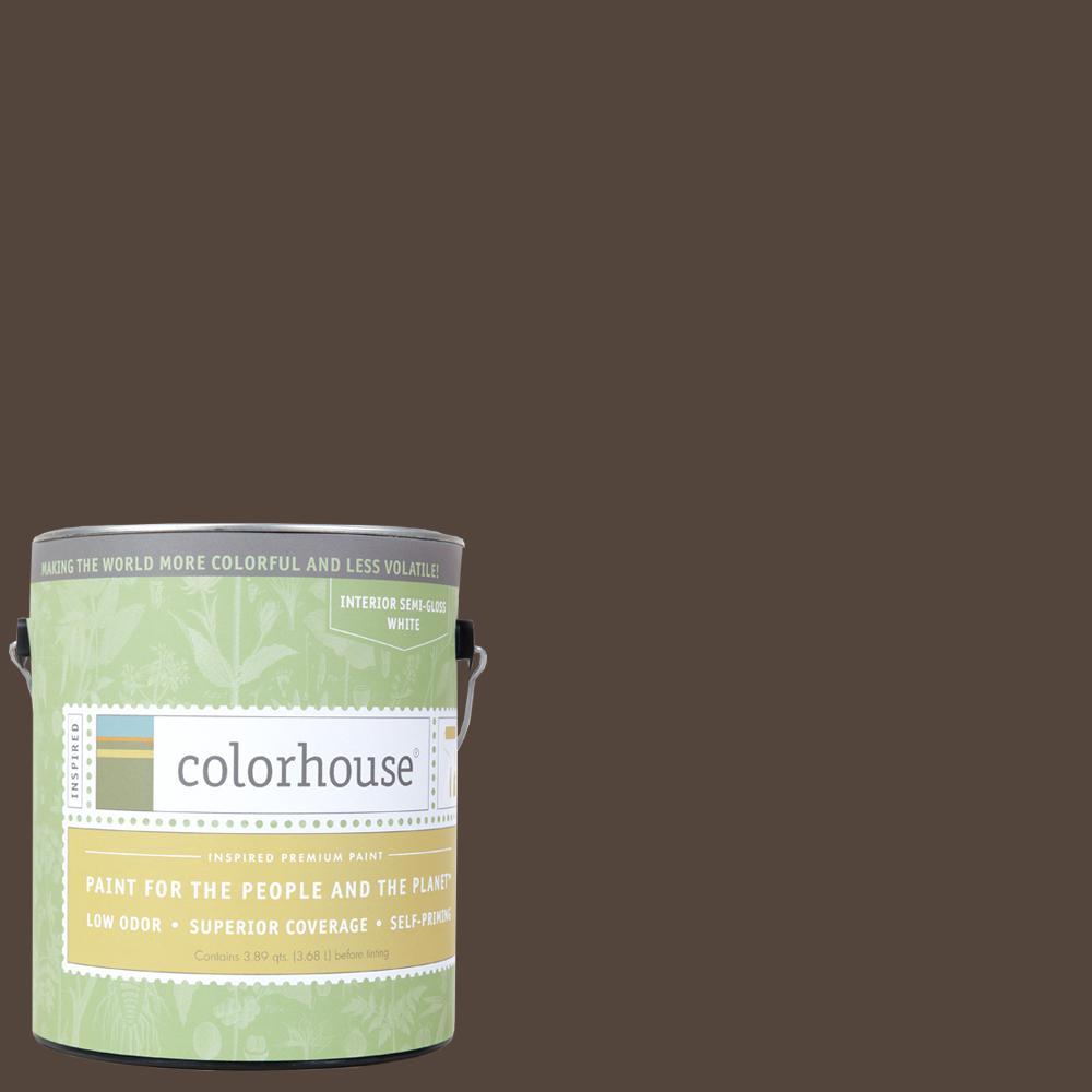 1 gal. Nourish .05 Semi-Gloss Interior Paint