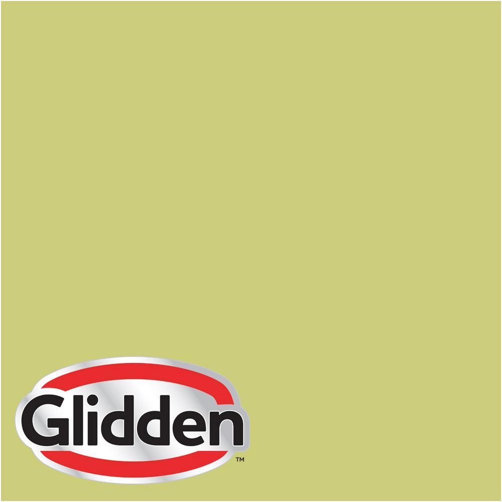 8 oz. #HDGG14 Granny Smith Apple Semi-Gloss Interior Paint Sample