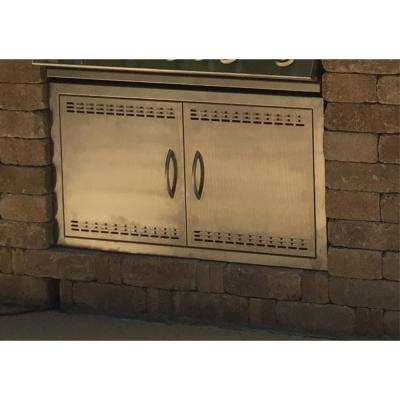 38 in. Pavestone Cabinet