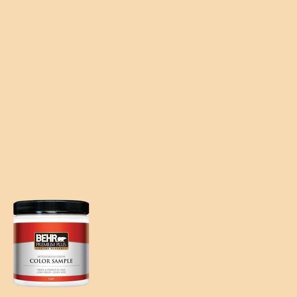 8 oz. #ICC-41 Butter Cookie Interior/Exterior Paint Sample