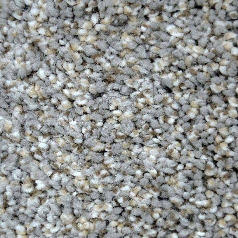 Carpet Sample - Immaculate II - Color Genuine Twist 8 in. x 8 in.