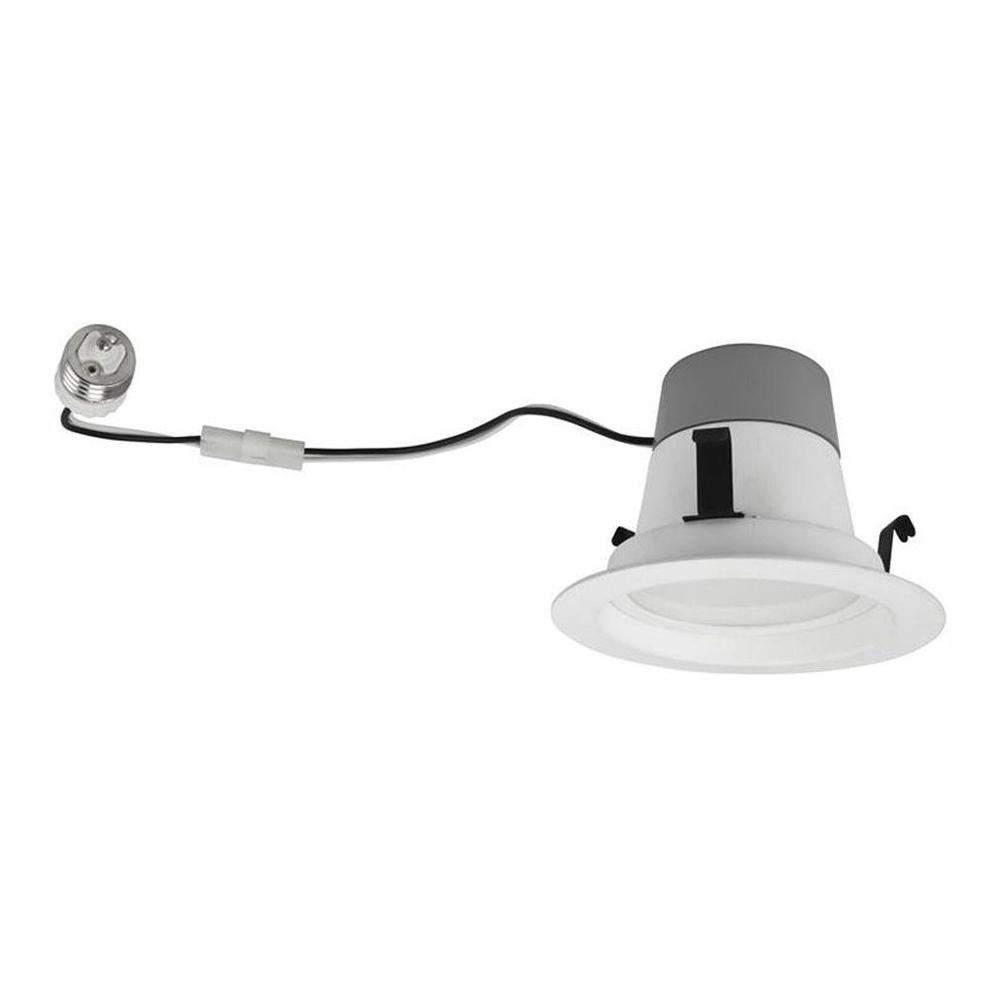 TCP 50W Equivalent Soft White (2700K) 4 in. Dimmable LED Retrofit Downlight was $18.35 now $5.51 (70.0% off)