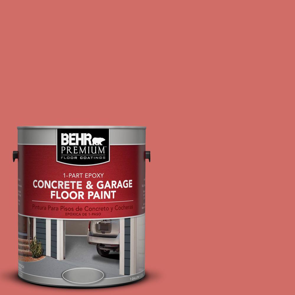 1 gal. #M160-6 Matador's Cape 1-Part Epoxy Concrete and Garage Floor Paint