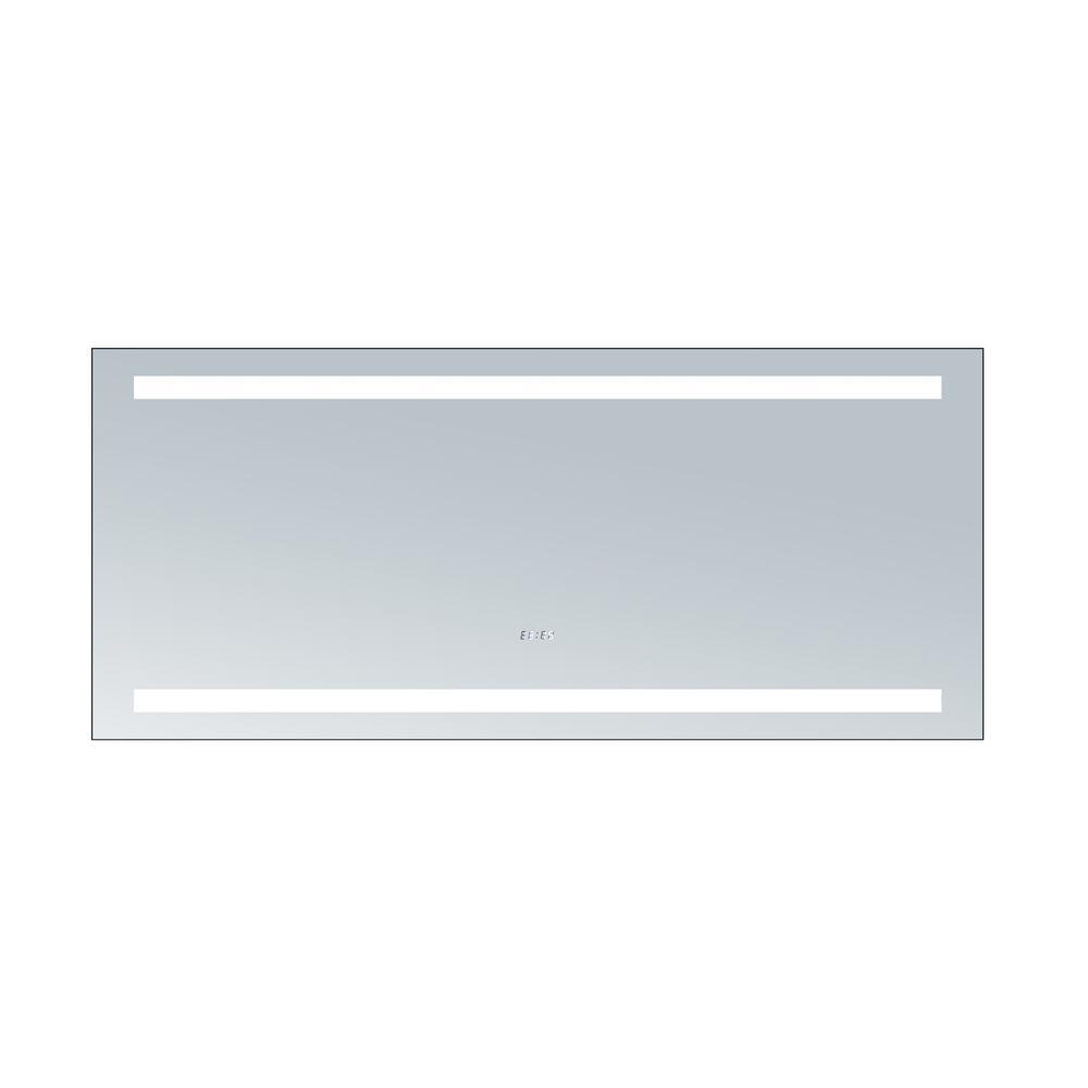 innoci-usa Selene 64 in. x 28 in. LED Mirror