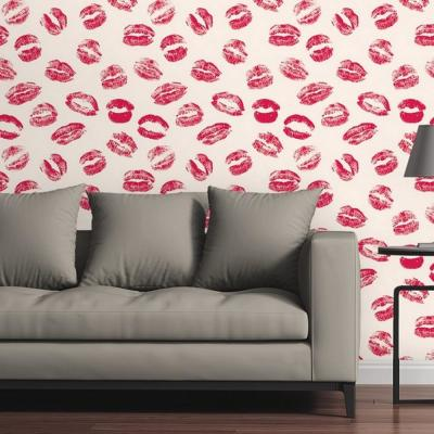 Lipstick Parade by Raygun Removable Wallpaper Panel