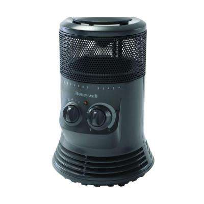 1500-Watt 360 Degree Surround Fan Forced Heater