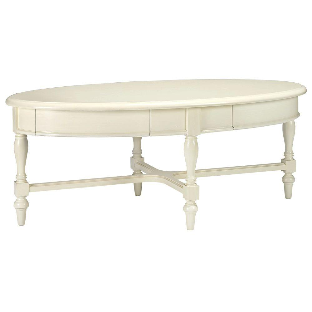 Martha Stewart Living Almond Ingrid Coffee Table
