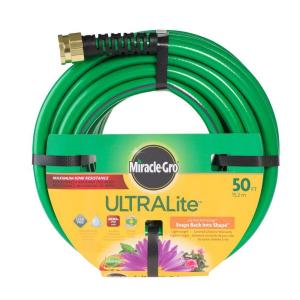 Ultra-Light Water Hose  sc 1 st  The Home Depot : garden hose that shrinks and expands - www.happyfamilyinstitute.com