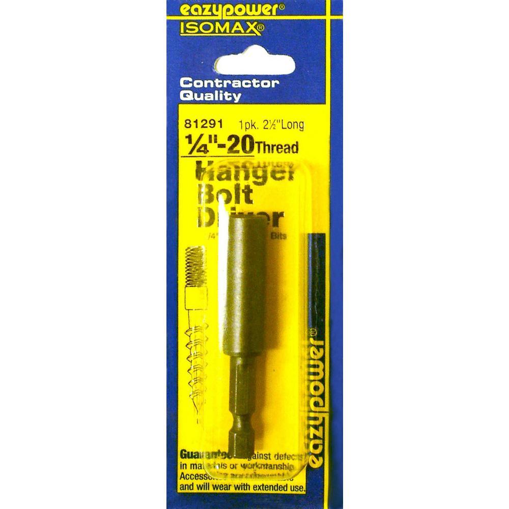 20 Thread Hanger Bolt Driver (1-Pack)