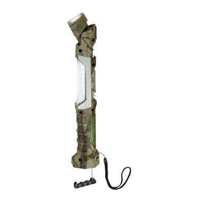 7-Watt 200-Lumen Camo Rechargeable LED Stick Light