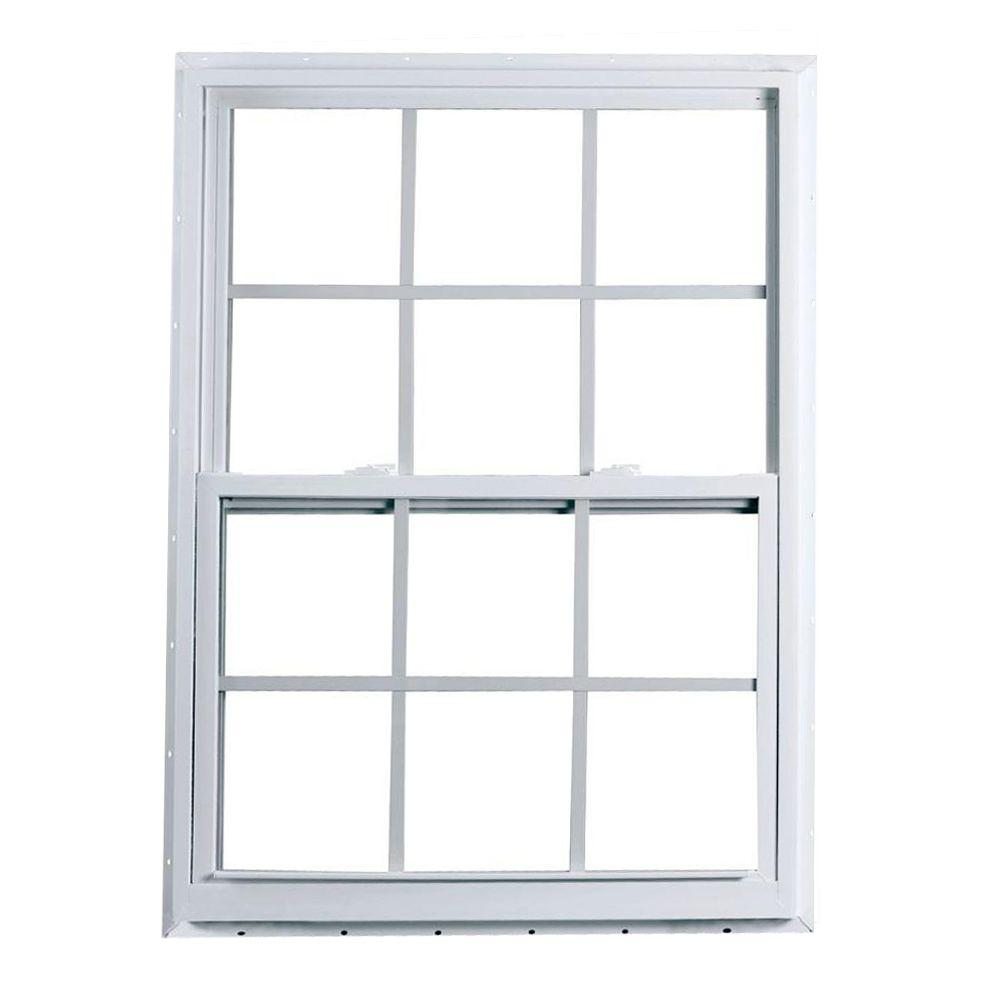 36 x 72 window 48 inch the home depot american craftsman 36 in 72 50 series single hung white vinyl window