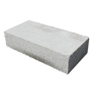 4 in. x 8 in. x 16 in. Solid Concrete Block