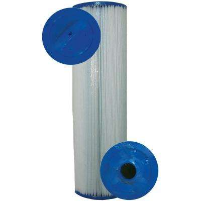 CH Series 4-5/8 in. Dia x 15 in. 40 sq. ft. Replacement Filter Cartridge with Semi-Circular Top Handle