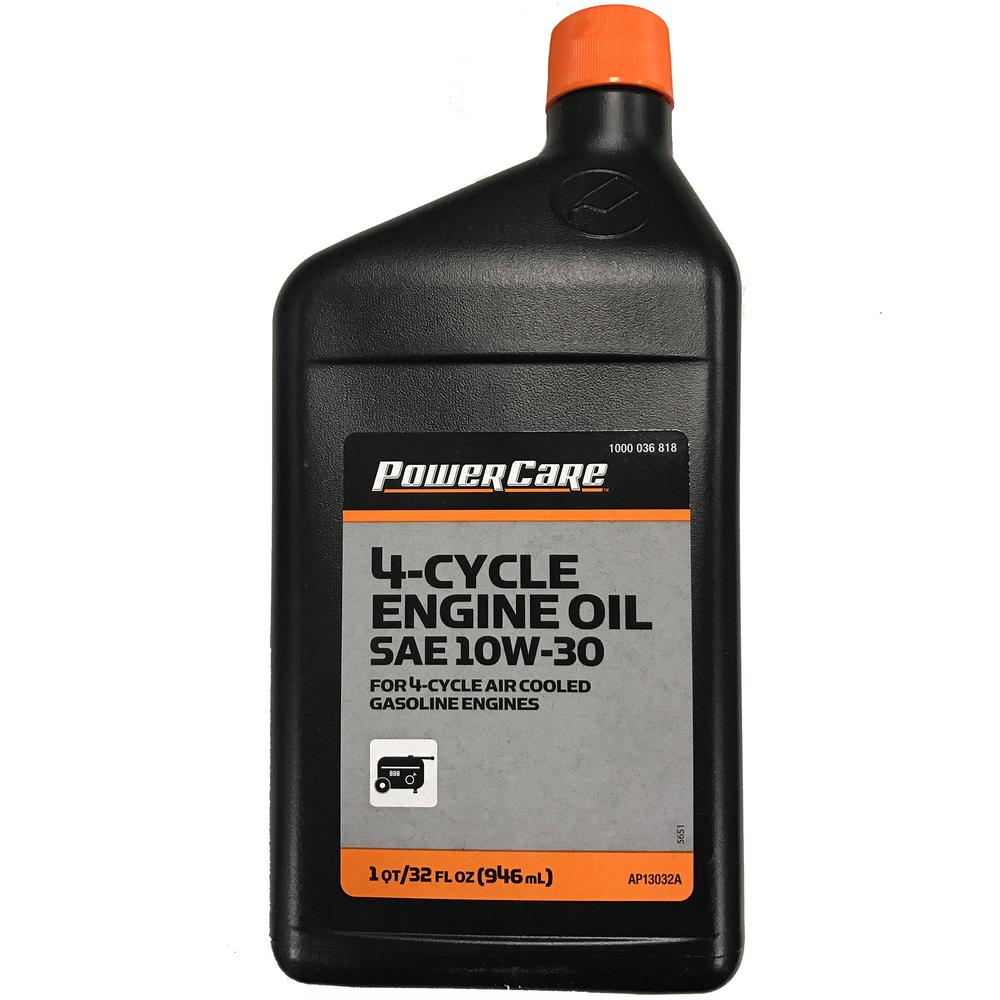 Power Care 1 Qt. 10W-30 Small-Engine Oil
