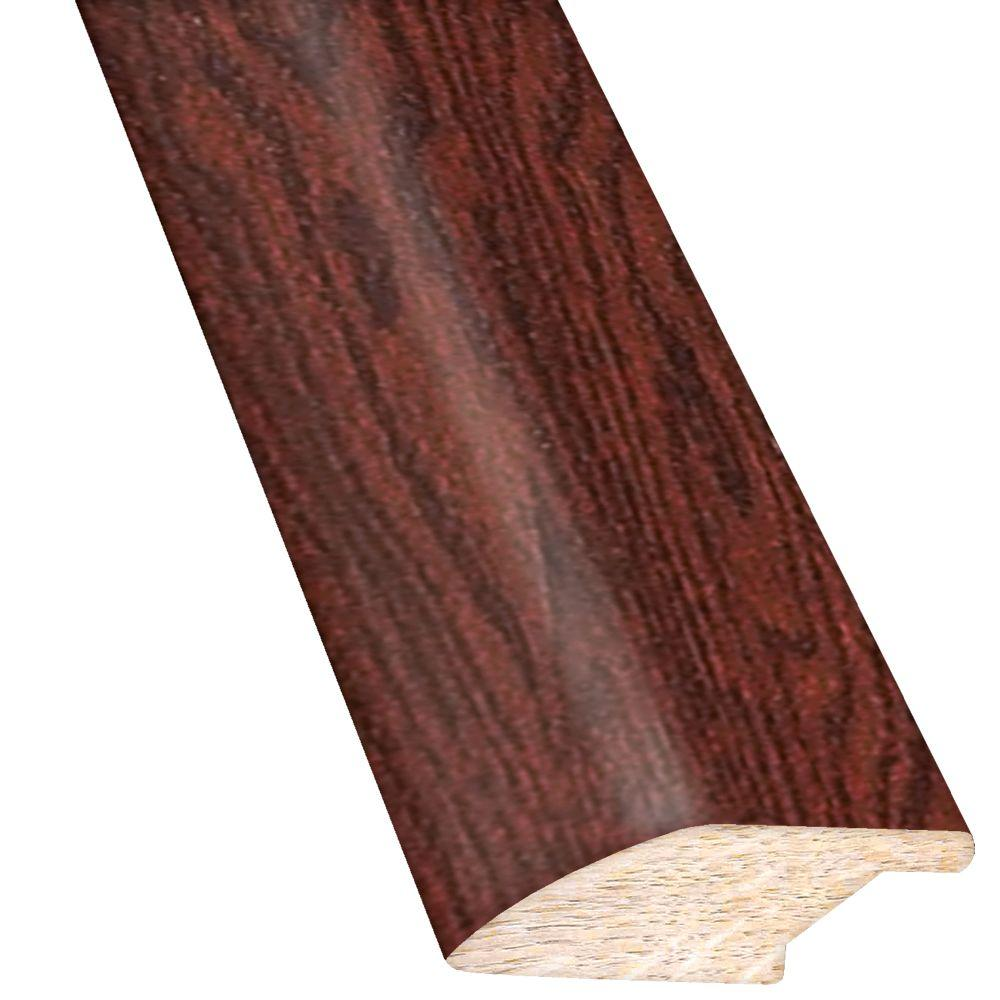 Oak Cabernet 3/4 in. Thick x 2-1/4 in. Wide x 78