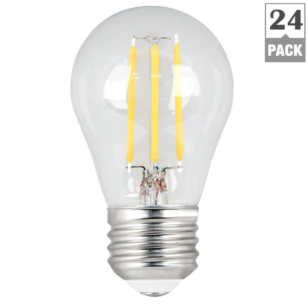 Feit Electric 40w Equivalent Daylight 5000k A15 Dimmable